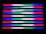 Utilisation d'éclairage d'étape de /LED de tube de DEL DMX pour la décoration de KTV