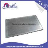 L'échantillon disponible de l'aluminium la plaque de cuisson Plaque de cuisson en acier inoxydable
