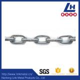 Catena a maglia standard dell'acciaio inossidabile del diametro ASTM80 di SUS304 5.5mm
