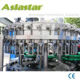 Equipo plástico de la máquina de embotellado de la bebida carbónica automática