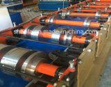 Gewölbte Stahlrolle, welche die Dach-Blatt-Dach-Rolle bildet Maschine bildet