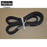 Correia de distribuição Industrial Hairise para máquina de transmissão de potência