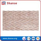 Moistureproof respeitadores do ambiente de tecelagem de azulejos de parede flexível