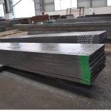 Piatto d'acciaio di AISI 1.2363, barra piana d'acciaio speciale di uso A2
