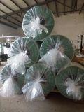 熱絶縁体のガラス繊維によって編まれる非常駐の布、ガラス繊維によって編まれるファブリックロールスロイス