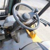 Capacidad de carga diesel de la carretilla elevadora de la tonelada pesada 7ton hecha en China
