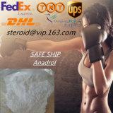 Polvo esteroide sin procesar Oxyoxymetholone Anadrol Nastenon para el aumento del músculo