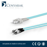 Om3 de 3 metros de cable de fibra óptica multimodo dúplex (50/125) Sc a FC