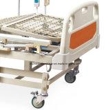 Base medica adagiantesi registrabile di cura domestica del letto di ospedale di altezza di 4 funzioni