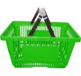 Zc-6 Cesto plástico fornecedores chineses cesto de compras
