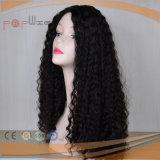 아프로 가발 유형 비꼬인 꼬부라진 브라질 머리 가발 (PPG-l-0131)