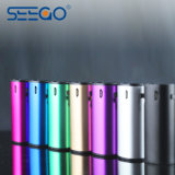 Sigaretta elettronica di vendita calda di tensione variabile della penna di Vape della batteria di disegno 650mAh dell'olio di Cbd