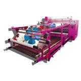 Pressione a máquina de Transferência por sublimação térmica / máquina de impressão por transferência de calor do Rolete