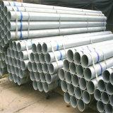 Tubo galvanizado acero; Tubo del andamio; Tubo del andamio; Tubo de acero