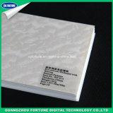 Papier de mur dissolvant d'Eco de prix usine avec l'ondulation
