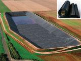 HDPE de envelhecimento Geomembrane de Plasic da resistência de 1.5mm para o forro do lago