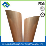 Strato termoresistente della vetroresina del panno del Teflon