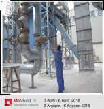 Garantia de longo prazo a linha de produção de pó de gesso