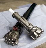 Bit de tecla de Cop54-140mm DTH para o martelo Cop54