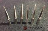 Резцы твердого карбида филируя резца наклона CNC филируя для алюминия