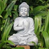 De verschillende Hars Godsdienstige Boedha Sculptutre van de Vorm