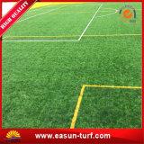 Het synthetische Kunstmatige Gras van het Voetbal met SGS Certificaten