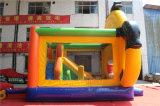 Casa inflável do Bouncer dos desenhos animados combinado (CHB1130)