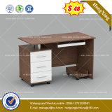Lecong 시장 나무로 되는 까만 색깔 컴퓨터 책상 (HX-8NE085)
