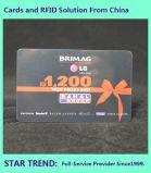 PVC標準Cr80 Cmykからなされるヘアーサロンのカード