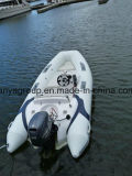 Liya 3,8m costilla Embarcaciones neumáticas bote de goma para la venta