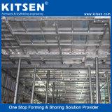 La estructura de aluminio ligero auricular formulario Panel de sistema para la construcción