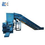 Hbe125-110110 largement utilisé le papier ondulé avec de gros de la machine de mise en balles hydraulique de pression