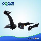 Varredor Handheld de alta velocidade do código de barras do laser do automóvel Ocbs-La06 1d