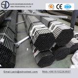 Tubulação de aço recozida preta redonda do carbono Q195 para a mobília de aço