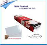 社会保障カードPVCブランク白いカード