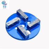 4개의 이 101 다이아몬드 가는 디스크 다이아몬드 회전 숫돌