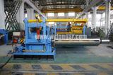 Machine de refendage rembobineur pour d'épaisseur 0.3-3mm et largeur 1600 mm
