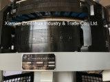 De dubbele Volledige Elektronische Cirkel Breiende Machine van de Jacquard Dial&Cylinder