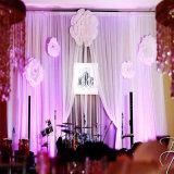 La decoración de bodas al por mayor de tubo de aluminio y drapeado (RK-TS820)