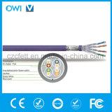 Tipo superiore del ftp del cavo di vendita calda CAT6A F/UTP del cavo di Ethernet per cavo di lan del tester