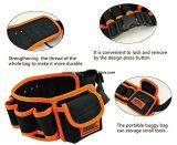 Elektrischer Installationssatz-Halter-Organisator-Satz Workbag Taillen-Werkzeugkoffer