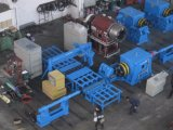 Tuyau en acier sans soudure CNC machines de filature de métal