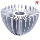 L'alluminio/di alluminio la pressofusione per l'indicatore luminoso del LED