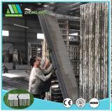 外部および内壁に使用する軽量のファイバーの具体的なパネル