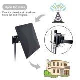 Openlucht Vergrote Antenne - 150 Mijlen van de Waaier - 360° Omwenteling - Verre Radio