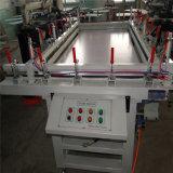 スクリーンの伸張のための自動伸張機械