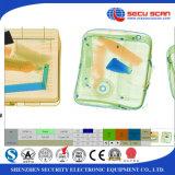 Hoher Strahl-Gepäck-Sicherheits-Scanner der Auflösung-Farben-X für Hotel