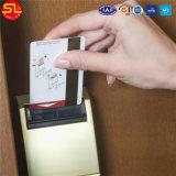 Impression couleur avec carte à puce à bande magnétique I-Code puce SLI