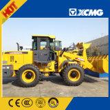 XCMG 3トンの重い建設用機器の小型安い農場トラクターの車輪のローダー