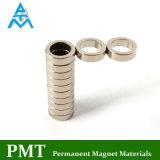 N40 de Magneet van Permanet van de Ring van D10*D7*3 met Magnetisch Materiaal NdFeB